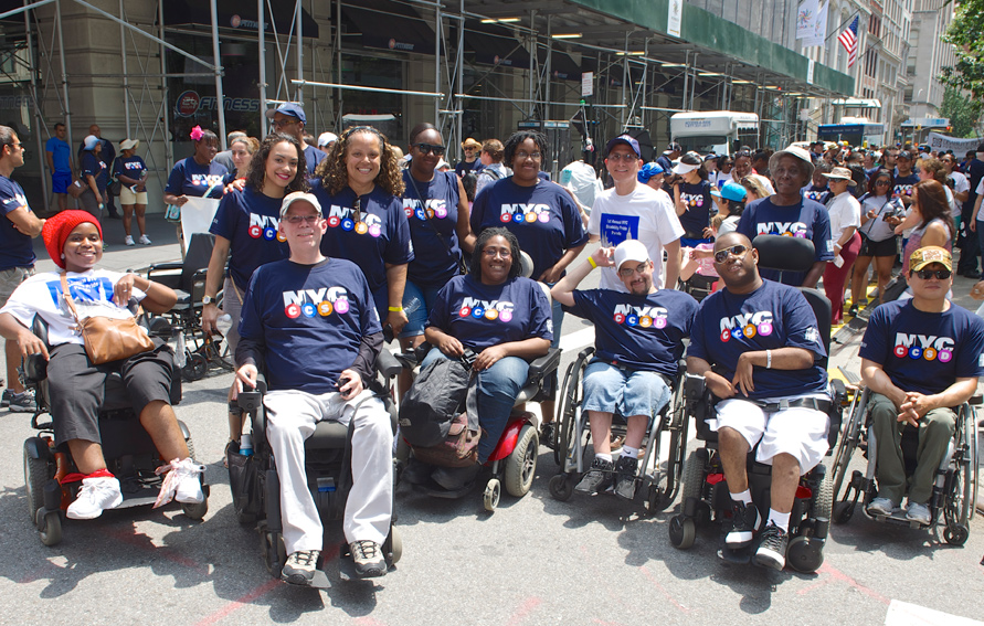 New York City Disability Pride Parade