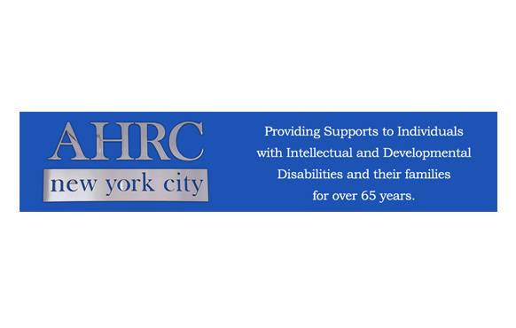 AHRC new york city logo