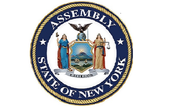 STATE OF NEW YORK ASSEMBLY seal