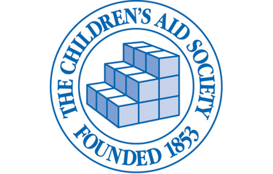 CHILDREN'S AID SOCIETY logo