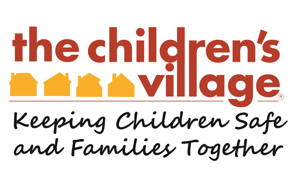 the children's village logo