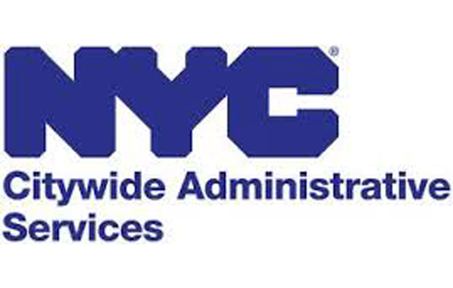 New York City Citywide Administrative Services logo