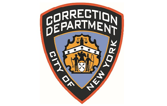 CITY OF NEW YORK CORRECTION DEPARTMENT logo