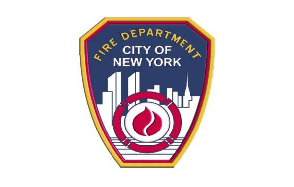 CITY OF NEW YORK FIRE DEPARTMENT logo