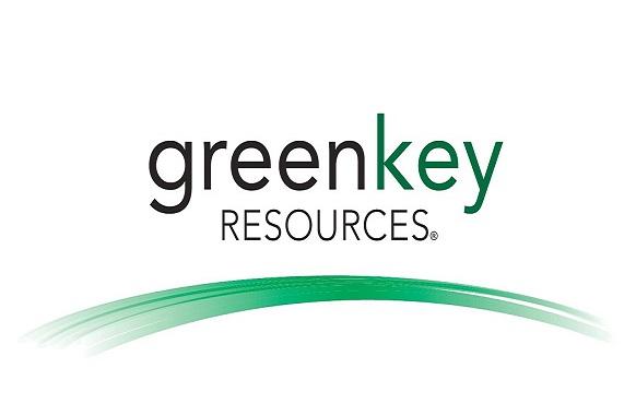 greenkey RESOURCES logo