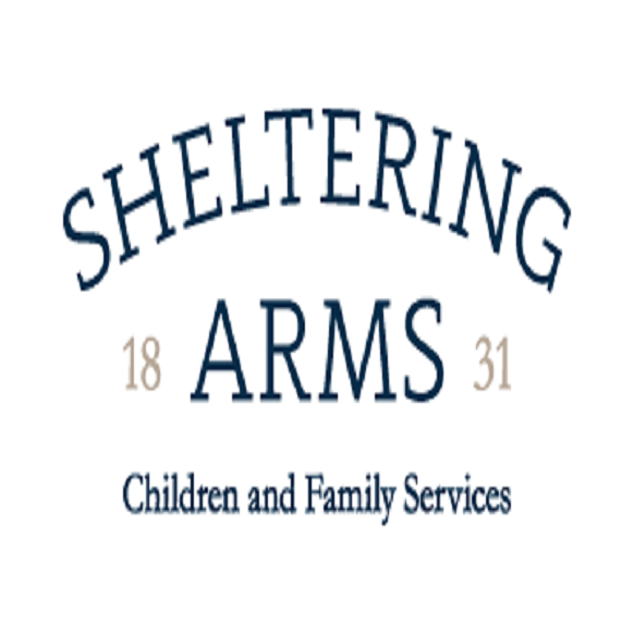 SHELTERING ARMS children and Family Services logo