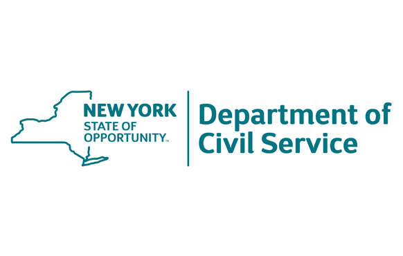 NEW YORK STATE Department of Civil Service logo