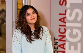 Dreamer Karla Oropeza, LaGuardia Community College