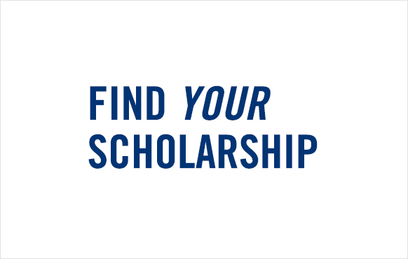Find Your Scholarship graphic