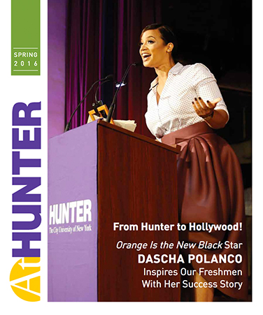 Hunter Magazine Spring 2016