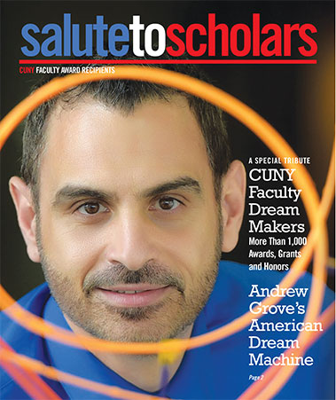 Salute to Scholars 2016 - Faculty Awards