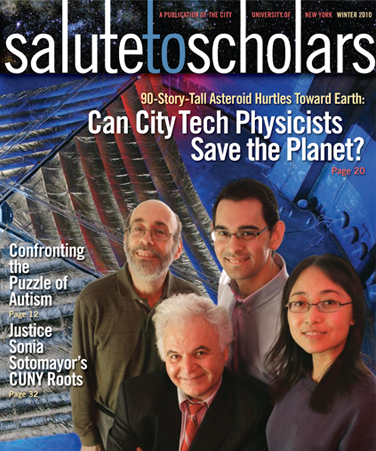 Salute to Scholars - Winter 2010