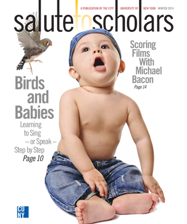 Salute to Scholars - Winter 2014