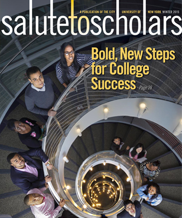 Salute to Scholars - winter 2015