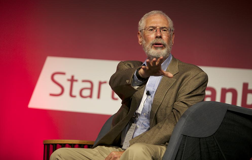 Entrepreneur Steve Blank