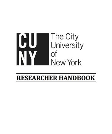 CUNY Researcher Handbook logo