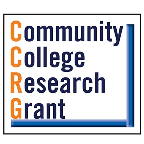 Community College Research Grant logo