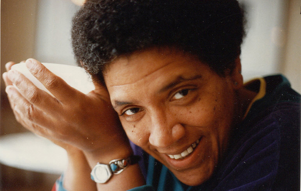 Writer, feminist, womanist, civil rights activist and Hunter College alumna Audre Lorde