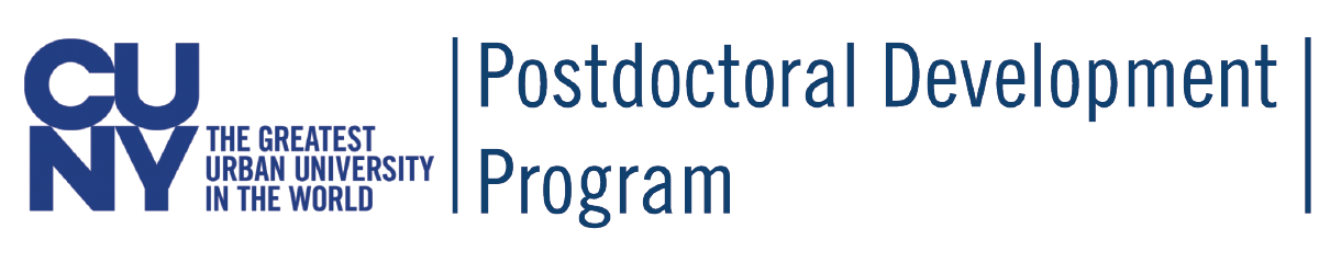 Postdoctoral Development Program guidelines graphic