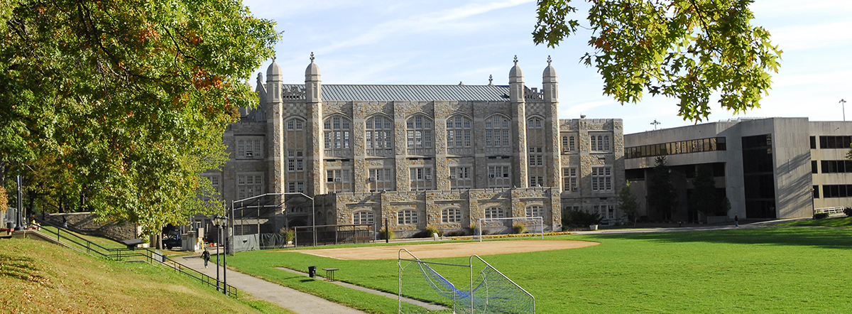 Lehman College campus