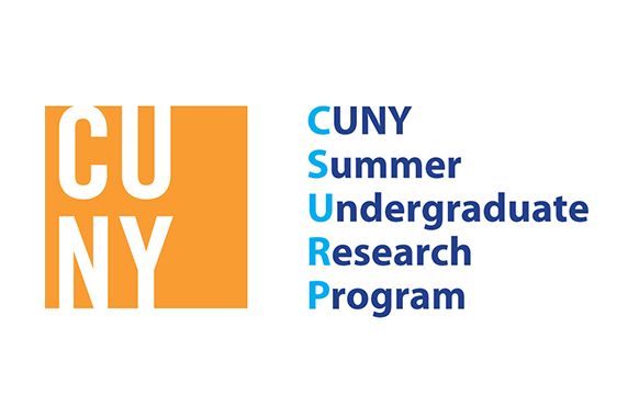 CUNY Summer Undergraduate Research Program logo