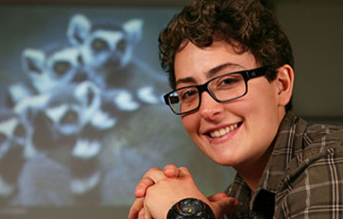 Rebecca DelliCarpini is a National Science Foundation grant winner
